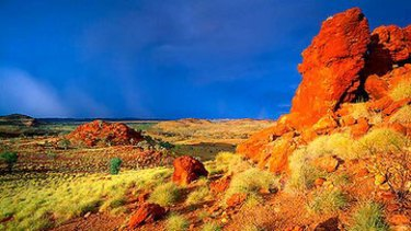 West Australia's Pilbara region.