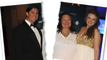 Gina Rinehart's battles are a high-profile example of the pitfalls of combining family and business.