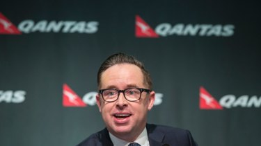 Qantas chief executive Alan Joyce said the airline expected European travellers using the new route to spend time in Perth before visiting other parts of Australia.
