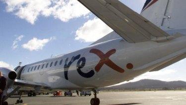 Regional Express aircraft.