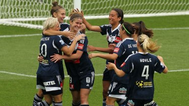 That's how you do it: Victory's W-League team shows it's what happens on the pitch that matters.