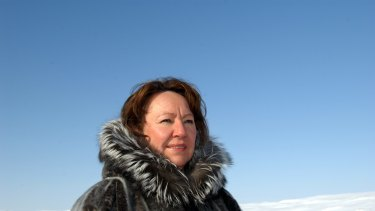 Arctic cultural and environmental activist and author Sheila Watt-Cloutier will be in Melbourne in August.
