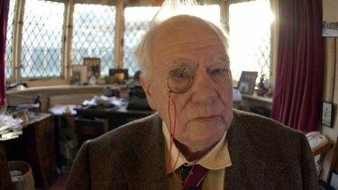 Sir Patrick Moore ... died aged 89.