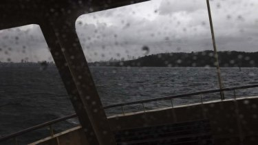 Sydney is set to cop more wild weather this week.