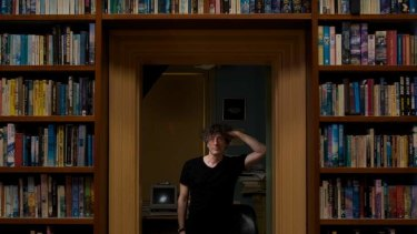 Author Neil Gaiman, in Melbourne for a Wheeler Centre event, says his head is filled with stories.