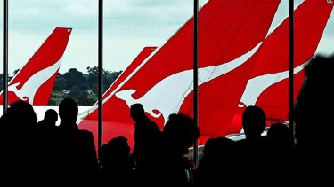Analysts have speculated that Qantas's loss could be as high as $1.5 billion.