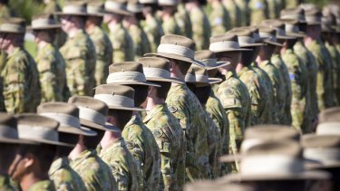 Analyst Mark Thomson says Australia will face tough defence choices in the next decade.