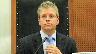 Judge Torkjel Nesheim extended the custody of Anders Behring Breivik.