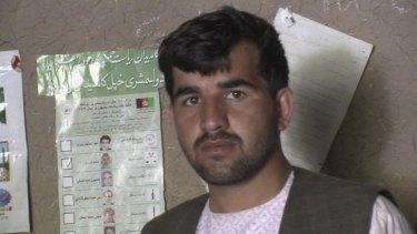 Ahmed Omed Khpulwak: Shot dead.