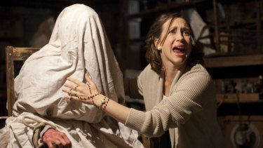 Scaring up a sequel: One of Wan's next projects will be a sequel to <i>The Conjuring</i>.