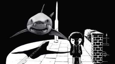 <i>Everything is Teeth</i> by Evie Wyld with illustrations by Joe Sumner.