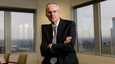 ACCC chairman Rod Sims: The consumer watchdog ​will now push for financial penalties.