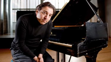 Wrong note: Turkish pianist Fazil Say has been given a suspended sentence for inciting hatred and insulting Islam on Twitter.