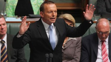 "Opposition Leader Tony Abbott ... supporter of ""sensibly negotiated"" free trade agreements."