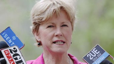 "Greens Leader Senator Christine Milne: ""Who would this repeal serve?"""