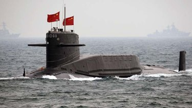 China's growing assertiveness may prompt Australia to increase military funding.