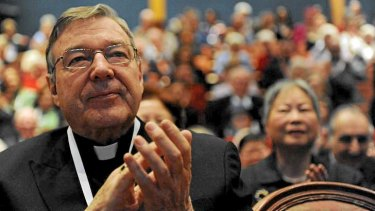 George Pell: 'The people invested in older ways of doing things, and by that I mean a good chunk of the [Vatican] population, are going to be scared to death of [him].'