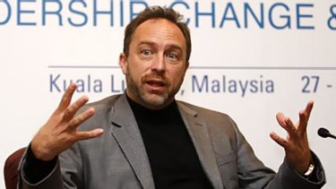 Co-founder and promoter of Wikipedia Jimmy Wales said that whistle-blower site Wikileaks' decision to publish entire contents of classified US military documents was irresponsible and could put innocent lives at risk.