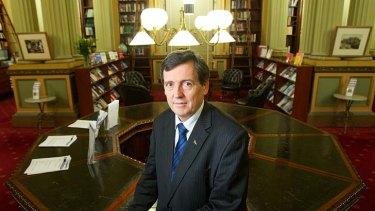 Proposal ... Victorian Attorney-General, Robert Clark.