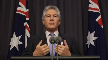 Action: Defence Minister Stephen Smith has responded to allegations of mistreatment.
