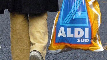 """Aldi founders Karl and Theo Albrecht split the business along the """"Aldi equator"""" through the centre of Germany in 1961, with Karl getting everything south of the line, Aldi Sued, and Theo Sr taking Aldi Nord."""