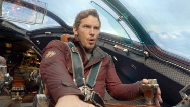 Space experience: Chris Pratt looks like a strong possibility to play a young Han Solo in the second standalone <i>Star Wars</i> movie.