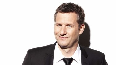 """""""Honestly, that's what people over here think of Australian politics right now."""" ... Adam Hills"""