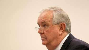 7-Eleven chairman Russ Withers resigned in the wake of the wage scandal.