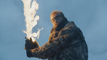 Now into his seventh life, Beric may be running out of chances.