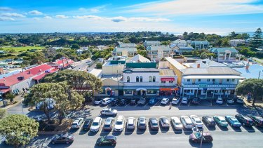 The Kirby family are selling their cinemas on the Mornington Peninsula, including in Sorrento.