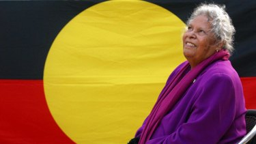 National Sorry Day: Doris Pilkington Garimara in 2004.