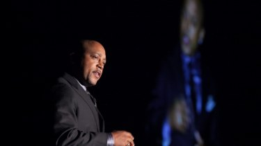 Daymond John is headlining the National Achievers Conference.