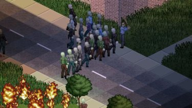 Project Zomboid is an open-world survival horror game