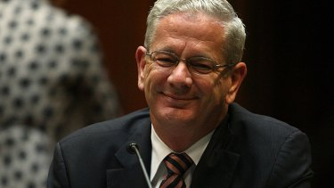 Top of the list: Networks NSW chief executive Vince Graham's pay packet swelled by 27 per cent to $922,123.