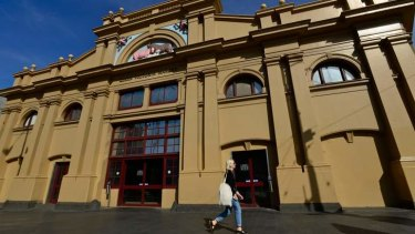 Parts of Queen Victoria Market may be replaced with a public plaza.