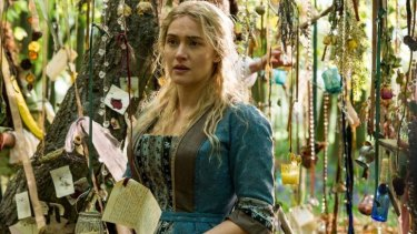 Kate Winslet as Sabine De Barra in <i>A Little Chaos</i>.