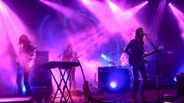 Tame Impala's Currents is up for album of the year at the ARIAs.