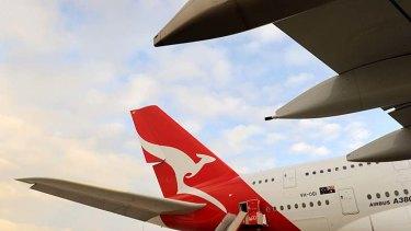 The international wing of Qantas needs an escape plan.