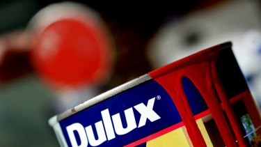 DuluxGroup concluded a small sale linked to its joint venture interest.