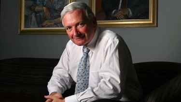 The former premier Nick Greiner is to become Barry O'Farrell's new infrastructure tsar