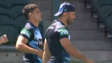 Superstar NSW fullback James Tedesco has been passed fit for the opening State of Origin game in Adelaide.