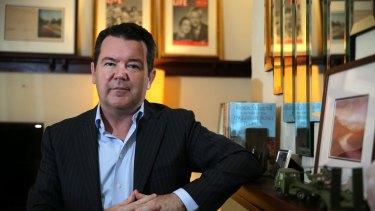 Liberal senator Dean Smith says a postal plebiscite on same-sex marriage would be 'corrosive'.