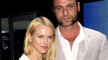 Girl talk ... Naomi Watts says she would love to have a daughter with partner Liev Schreiber.