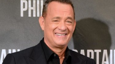 Tom Hanks is set to add author to his list of achievements.