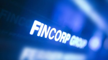 Fincorp investors will share settlement.