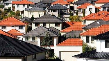 Big expense … infrastructure costs hamper new estates.