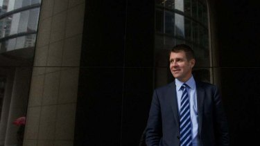 """Difficult but necessary"" ... Mike Baird."