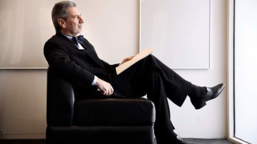 Queens Birthday honours - designer Ken Cato.  The Age. Photo: Angela Wylie. June 6 2013.