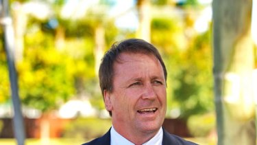 Mining and farming interests are unbalanced in the Coalition government's draft plan ... Nationals MP Kevin Humphries.