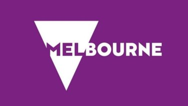 The matching logo for Melbourne.
